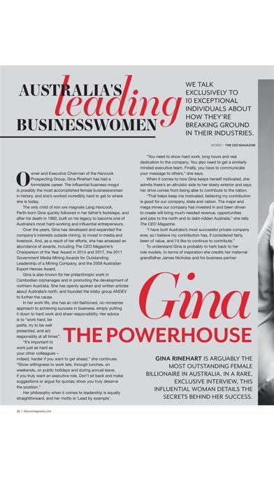 The CEO Magazine.-1