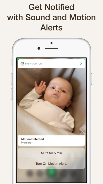 Cloud Baby Monitor