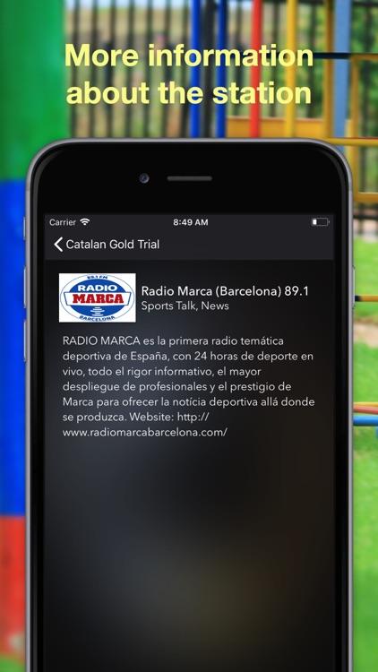 Catalan Gold Radio