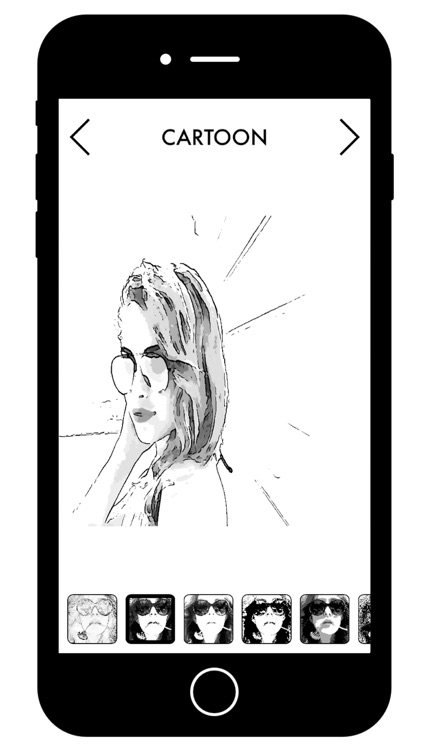 SketchArt Pencil Photo Filter