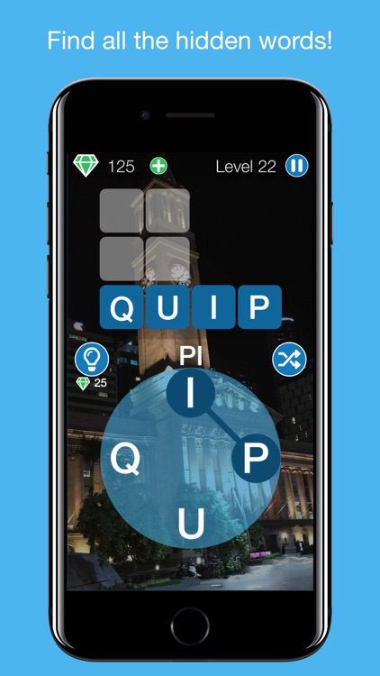 Snappy Word - Word Puzzle Game