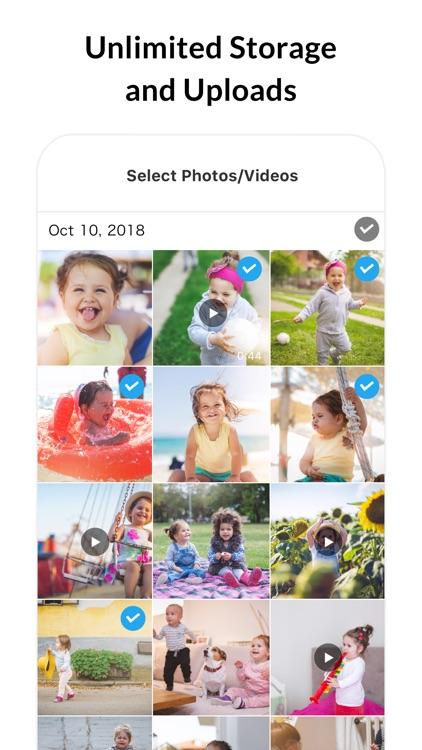 FamilyAlbum: Memory Sharing screenshot-3
