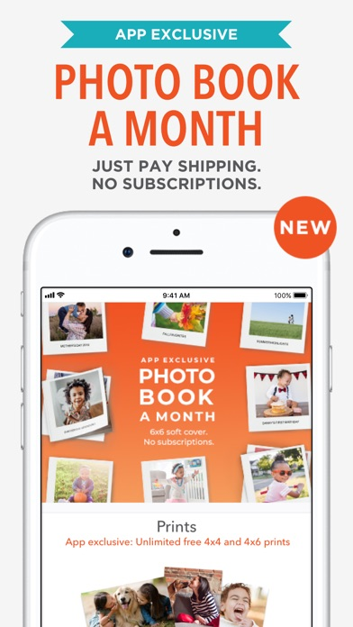 Shutterfly: Prints & Gifts for Windows