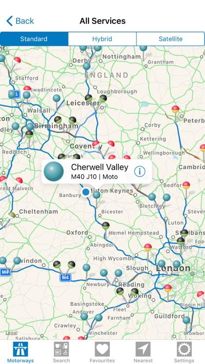 Motorway Services GB