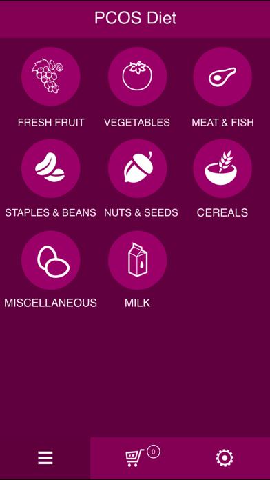 PCOS Diet Shopping Listのおすすめ画像2