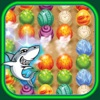 Alien 3D Eggs Blitz Mania HD : Crush all Candy Shark Dots