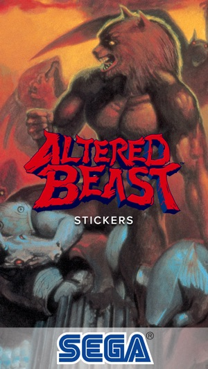Altered Beast Classic Screenshot