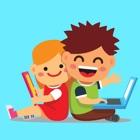 Ребенок Изучайте языки icon