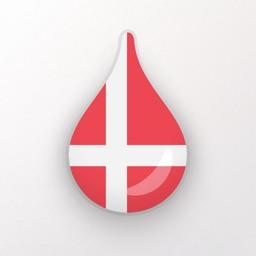 Drops: Learn Danish language