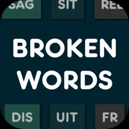 The Broken Words