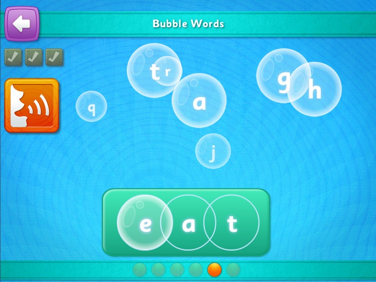 Eggy Phonics 3 screenshot-4