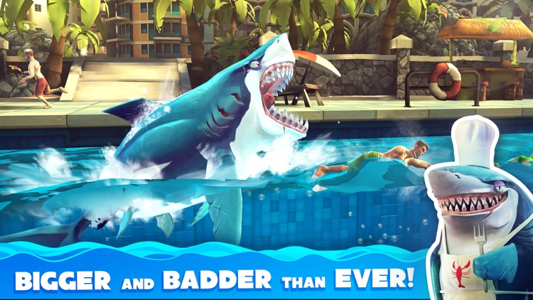 Hungry Shark World screenshot-0