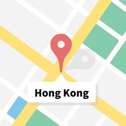 Hong Kong Offline Map 香港离线地图