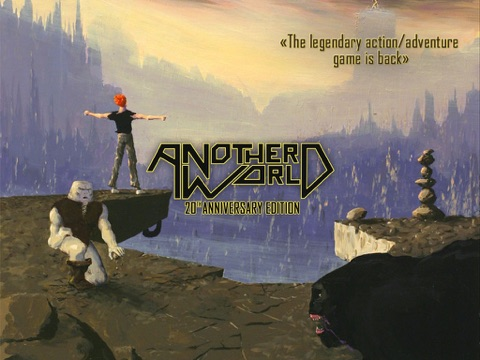 Another World - 20th на iPad