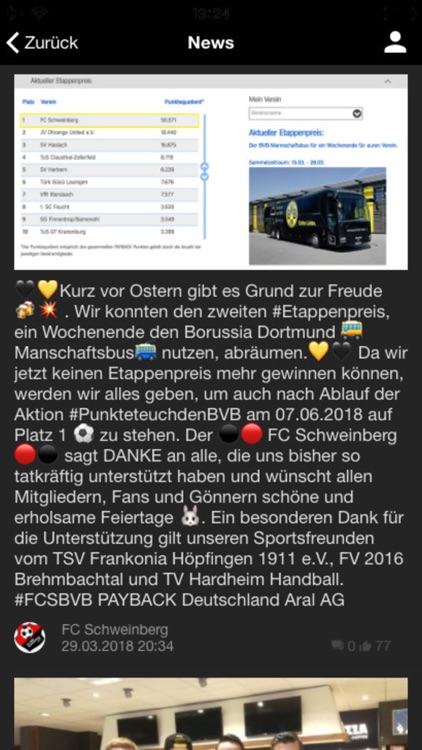 FC Schweinberg Fussball