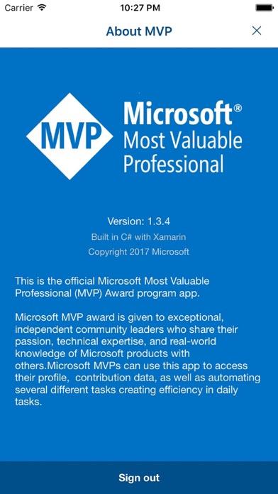 Baixar Microsoft MVP Award para Android