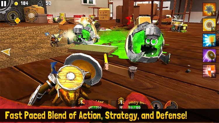 Bug Heroes 2 screenshot-1