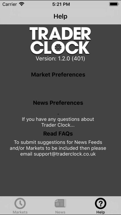 Trader Clock screenshot-4
