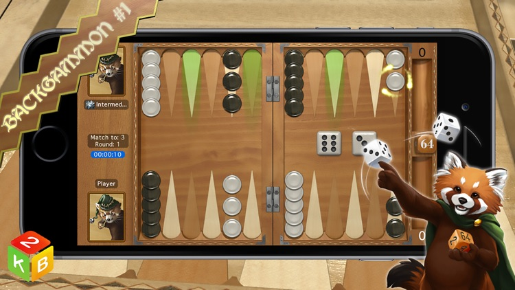 Backgammon Masters screenshot-0