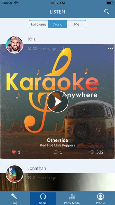 点击获取Karaoke Anywhere