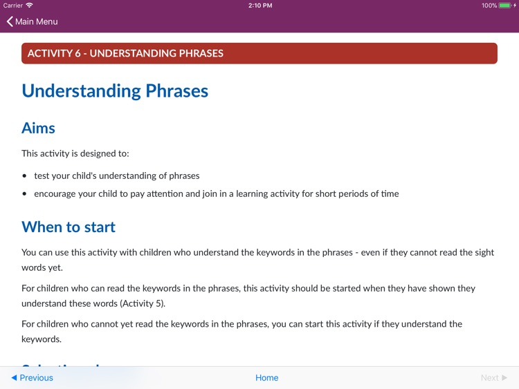 See and Learn Phrases 2