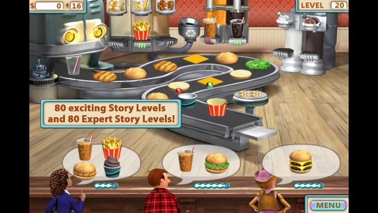 Burger Shop screenshot-0