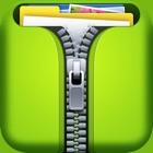 ZipApp 专业版:全能解压缩利器 icon