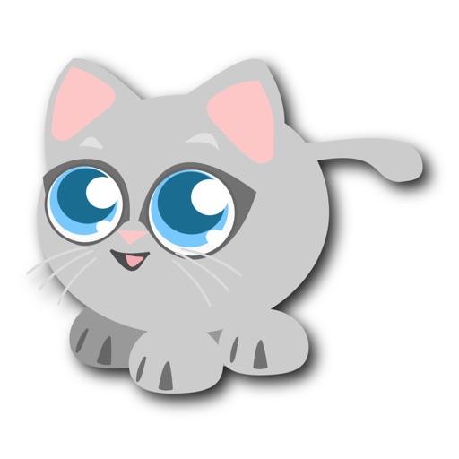 Cat Stickers - Sid Y