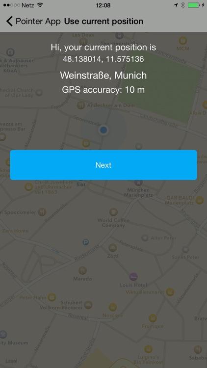 Pointer App