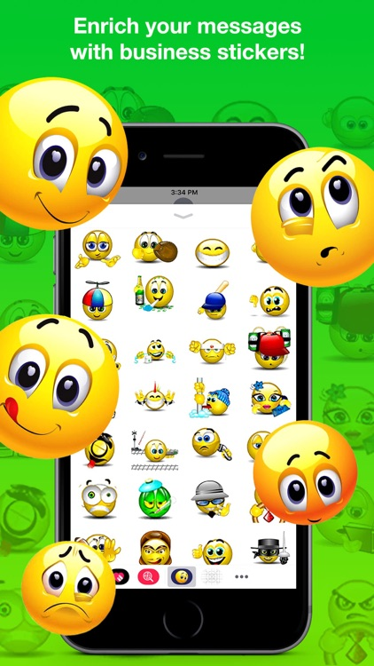 Animated Emoji Stickers Pro