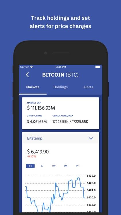 Cryptorai - Crypto Portfolio screenshot-3