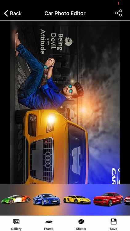 Car Photo Editor 2017-18
