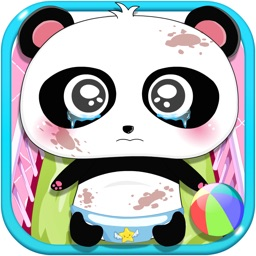 Baby Panda Care-panda games