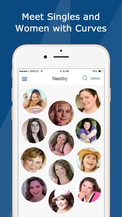 Curvy - BBW Dating App