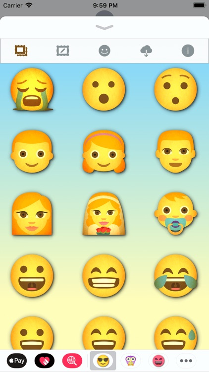 Amazing Emoji • Stickers screenshot-3