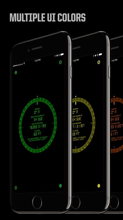 GPS Compass for Ranger screenshot-3