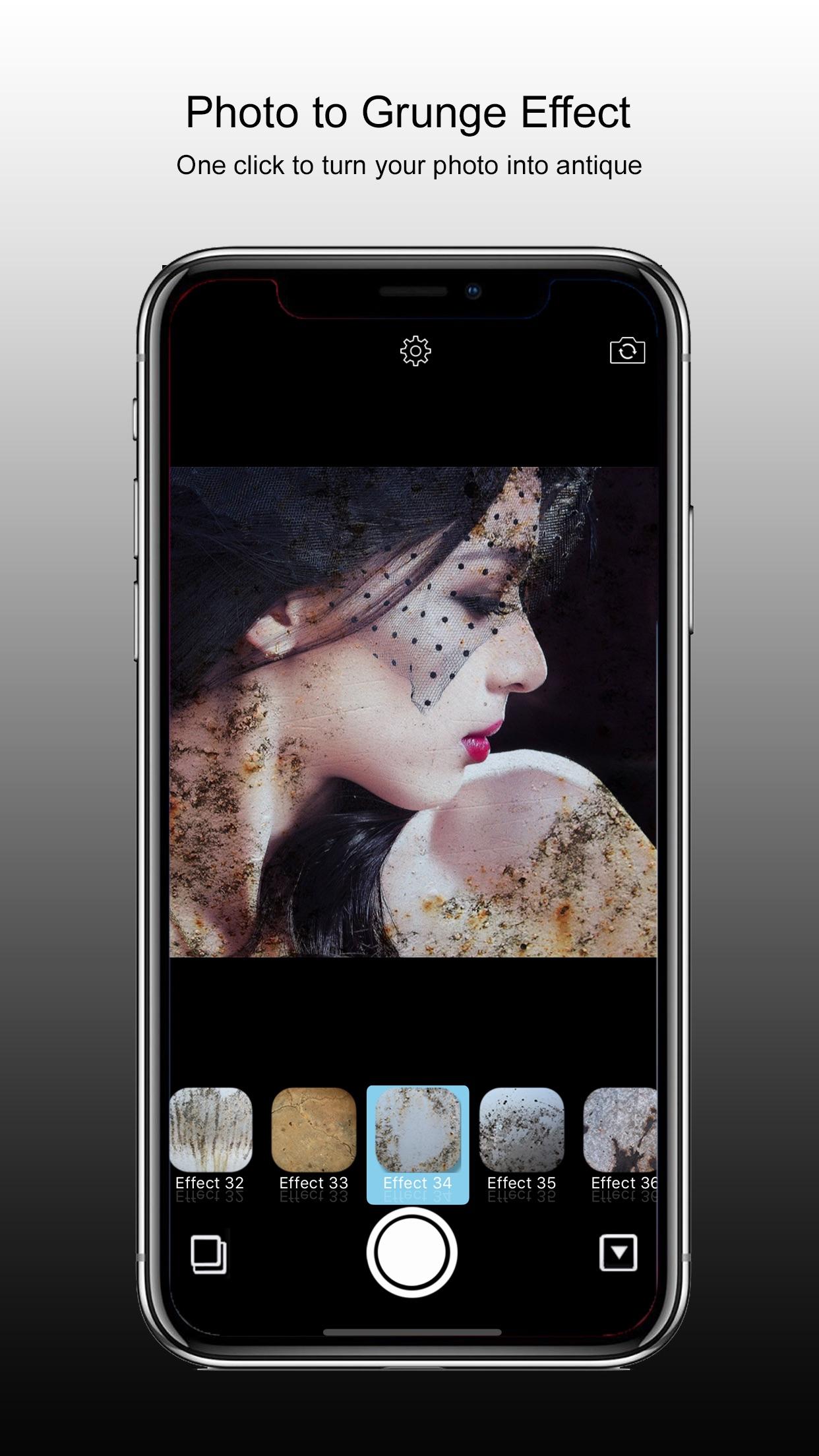 PhotoJus Grunge FX Pro Screenshot