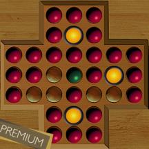 Peg Solitaire : Premium
