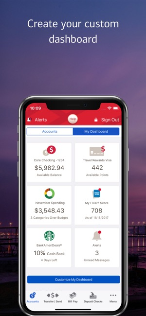 bank of america case 1 mobile banking Bank of america: mobile banking case solution, was in january 2010, jen mcdonald, head of bank of america corporation (boa) digital marketing group, about the bank's mobile strategy with douglas brown,.