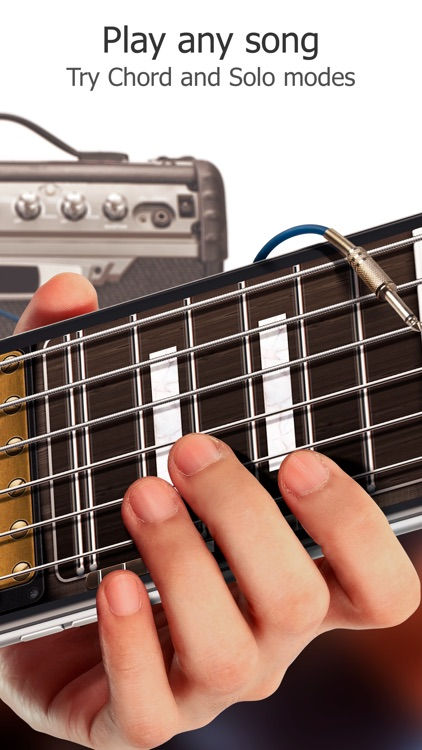 Guitar - Chords, Tabs & Games by Gismart