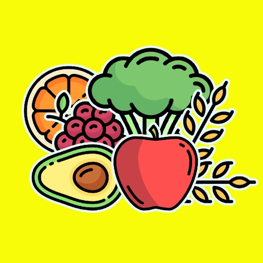Healthy Vegetables Fruits