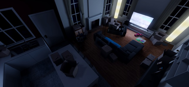 Shadows Remain: AR Thriller Screenshot