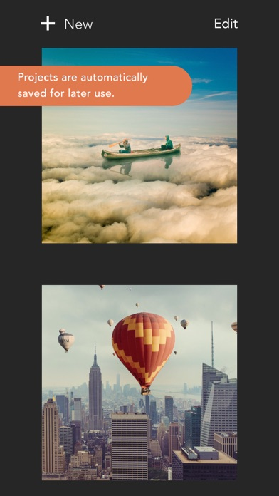 Union - Combine & Edit Photos app image