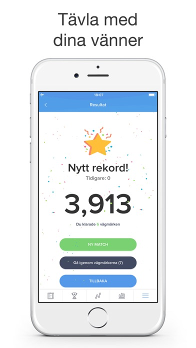 Screenshot for Ta MC-Körkort in Sweden App Store