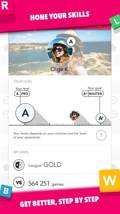 Wordox - Multiplayer word game Скриншоты7