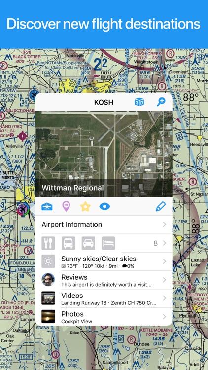 RunwayMap - #1 Pilot Community