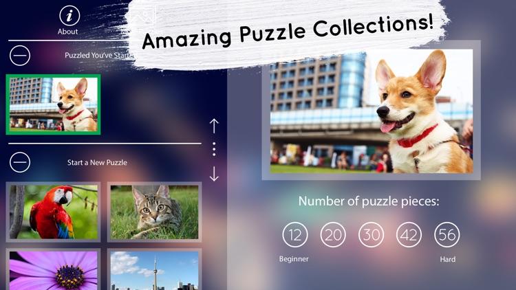 Venn: Jigsaw Puzzle screenshot-3