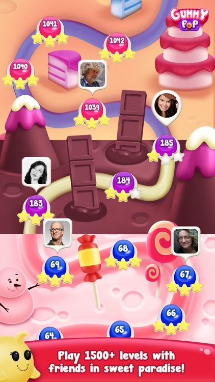 Gummy Pop screenshot-3