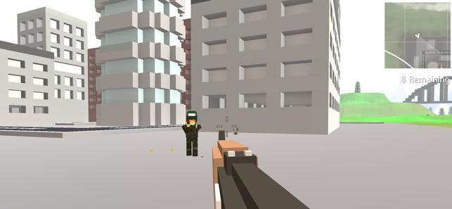 Block Warfare Battle Royale, game for IOS