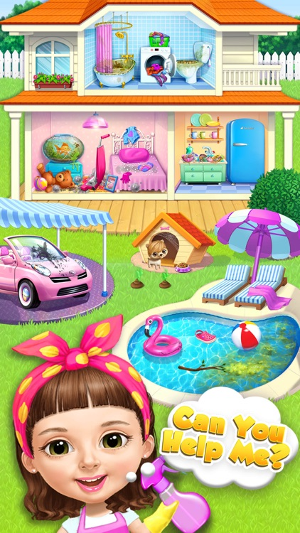 Sweet Baby Girl Cleanup 5 - No Ads